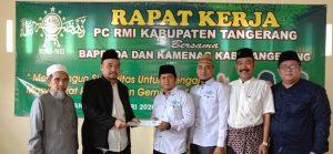 Dorong Penguatan Pesantren, RMI NU Tangerang Luncurkan 5 Program Unggulan